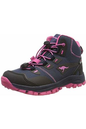 KangaROOS Unisex Kids' Traiker Mid RTX Snow Boots 2.5 UK
