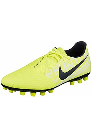 Nike Unisex Adults' Phantom Venom Academy Ag Footbal Shoes, Obsidian-Volt 717