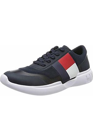 Tommy Hilfiger Men's Corporate Knit Modern Runner Low-Top Sneakers