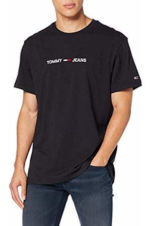 Tommy Hilfiger Men's TJM Small Logo Tee Sports Shirt, Tommy Bbu
