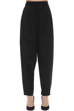 Victoria Beckham Fluid Tailored High Waist Pants