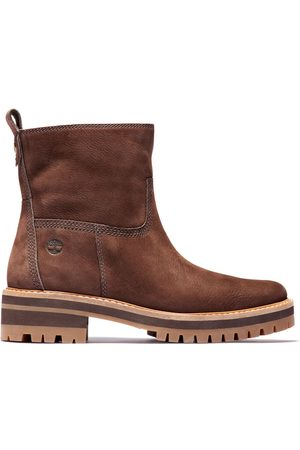 Timberland Courmayeur lined boot for women in dark , size 3.5