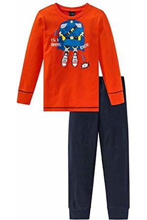 Schiesser Boys' Rat Henry Kn Anzug Lang Pyjama Sets