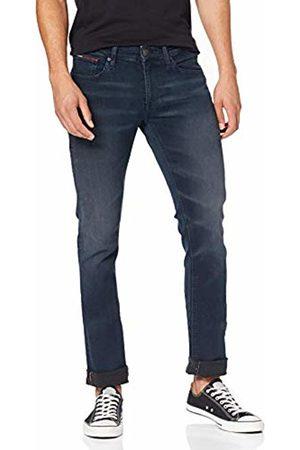 Tommy Hilfiger Men's Slim Scanton Dktd Straight Jeans