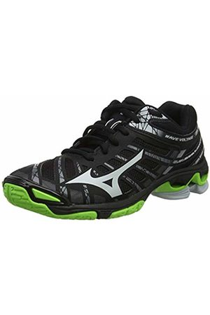 Mizuno Unisex Adult's Wave Voltage Volleyball Shoes, ( /High Rise/ Gecko 37)