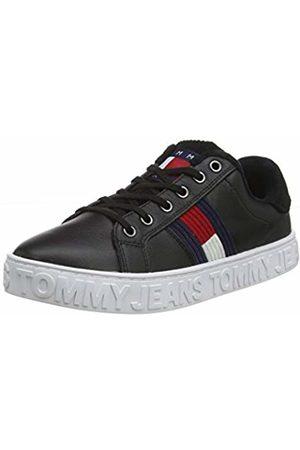 Tommy Hilfiger Women's Cool Warm Lined Sneaker Low-Top