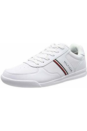 Tommy Hilfiger Men's Lightweight Leather Sneaker Low-Top ( Ybs)