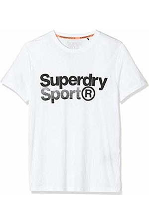 Superdry Men's Core Sport Graphic Tee Top, ( C)