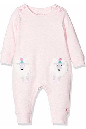 Joules Baby Girls' Gracie Romper, ( Sheep Pinksheep)