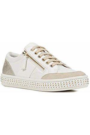 Geox Women's D LEELU' E Low-Top Sneakers