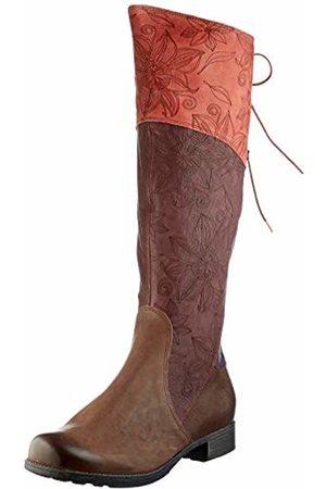 Think! Women's Denk_585033 High Boots 4 UK