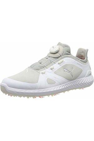 Puma Men's Ignite PWRADAPT DISC Golf Shoes, -Gray Violet 01