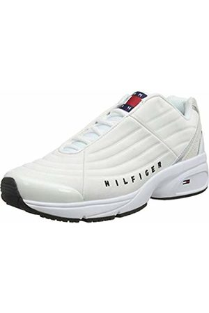 Tommy Hilfiger Women's Wmn Heritage Tommy Jeans Sneaker Low-Top, (( Ybs)