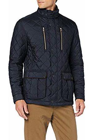 Brax Men's Torino Outdoor City Nylon Wattiert Jacket
