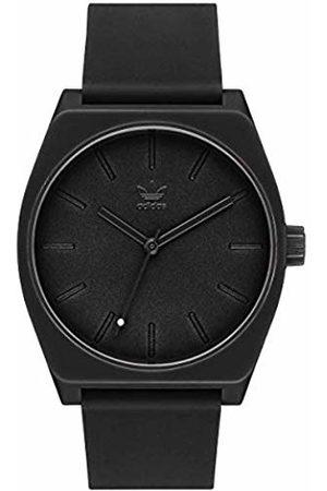 adidas Mens Analogue Quartz Watch with Silicone Strap Z10-001-00