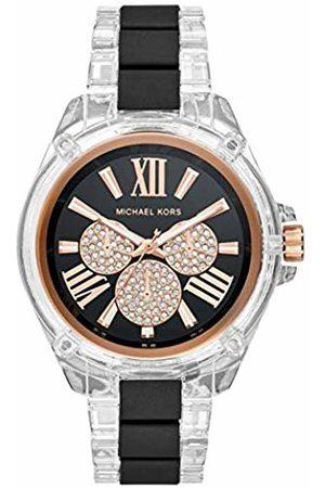 Michael Kors Womens Analogue Quartz Watch with Nylon Strap MK6676