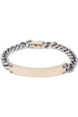 Hum Brushed And Sterling- Bracelet - Womens