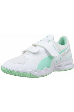 Puma Unisex Kid's Auriz V Jr Handball Shoes, - Glimmer 04