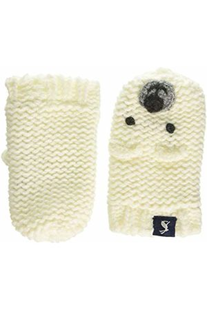 Joules Baby Boys' Chummy Mittens (Cream Polar Bear Crmplrbear)