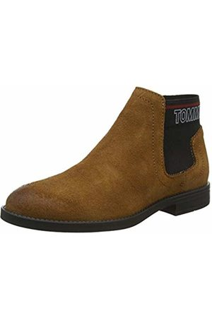 Tommy Hilfiger Women's Corporate Elastic Chelsea Boot Ankle