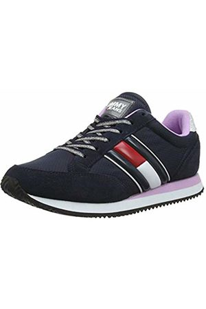 Tommy Hilfiger Women's WMNS Casual Retro Sneaker Low-Top
