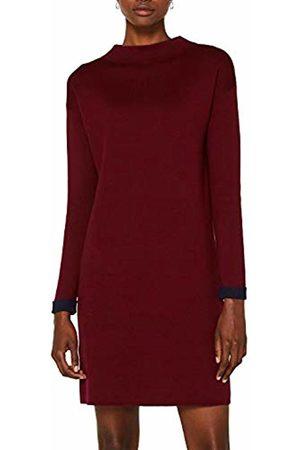 Esprit Women's 099EE1E007 Dress, (Garnet 620)