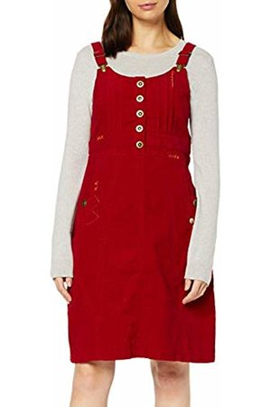 Joe Browns Women's Our Our Favourite Cord Pinafore Dress (Burgundy A) A
