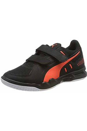 Puma Unisex Kid's Auriz V Jr Handball Shoes, -Nrgy 01