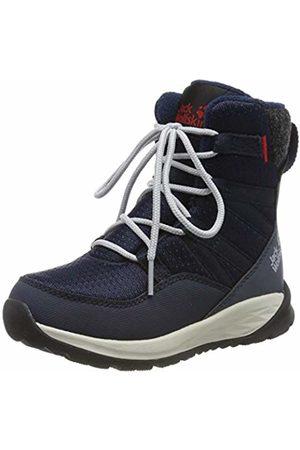 Jack Wolfskin Unisex Kids' Polar Bear Texapore High K Wasserdicht Snow Boots, (Dark /Off- 1171)