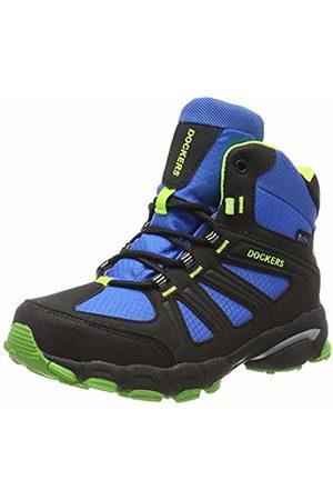Dockers Unisex Kids' 45sg702 Hi-Top Trainers 3.5 UK