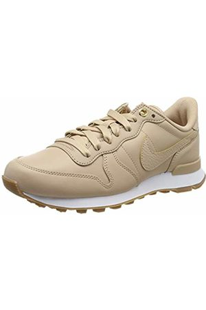 Nike Women's W Internationalist PRM Running Shoes, Bio / /Gum Med 206