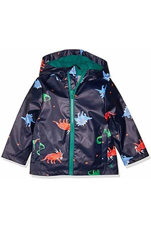 Joules Boy's Skipper Raincoat, Navy Dinos