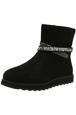 Skechers Women's Keepsakes 2.0 Ankle Boots, Suede Blk