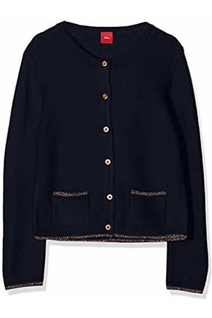 s.Oliver Girl's 53.908.64.7176 Cardigan, (Dark 5952)
