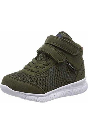 Hummel Unisex Kids' Crosslite Mid Tex Jr Low-Top Sneakers