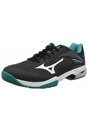Mizuno Unisex Adult's Wave Exceed Tour 3 CC Tennis Shoes, ( / /Bluegrass 36)