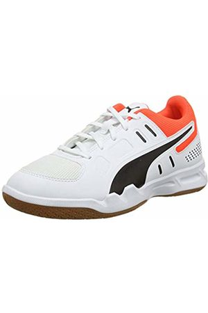 Puma Unisex Kid's Auriz Jr Futsal Shoes, -Nrgy -Gum