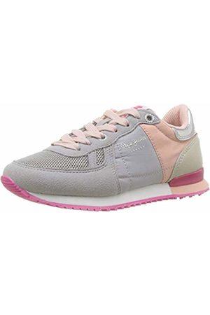 Pepe Jeans London Sydney Basic Girl Low-Top Sneakers, ( Marl 933)