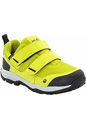 Jack Wolfskin Unisex Kids' MTN Attack 3 Texapore Low Vc K Rise Hiking Shoes, (Lime/ 4173)