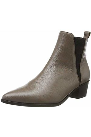 Pieces Women's Pshara Leather Boot Ankle