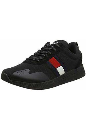 Tommy Hilfiger Women's Technical Pin Logo Sneaker Low-Top, (( 990)