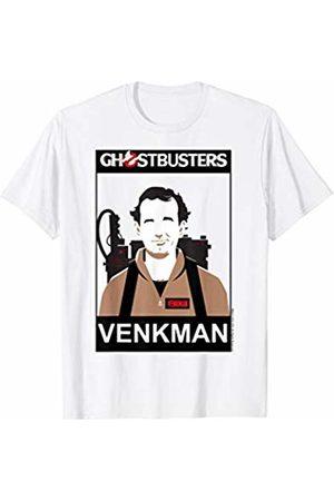 Ghostbusters Venkman Name Portrait T-Shirt