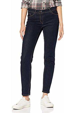 Gerry Weber Women's 92356-31497 Straight Jeans, ( Denim Mit Use 831002)