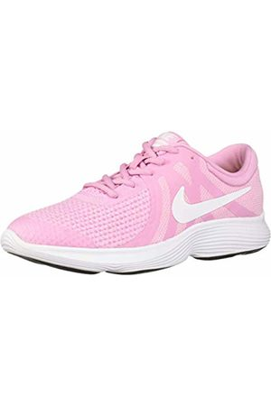 Nike Girls Revolution 4 (GS) Trainers, Rise/ - Foam- 603