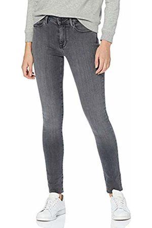 Como RW Ankle F Milena Jeans Skinny, Blu 911, W27 Donna