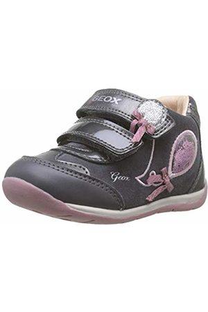 Geox Baby B Each Girl A Low-Top Sneakers, (Dk / C0952)