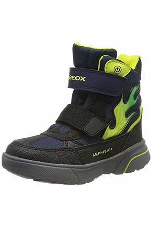 Geox J SVEGGEN BOY B ABX D Snow Boots 7.5 UK