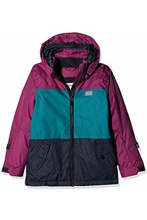 LEGO Wear Girls' Lego Tec Cool LWJOSEFINE 704-Skijacke/Winterjacke Jacket