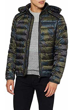 s.Oliver Men's 28.908.51.9002 Jacket, ( AOP A)