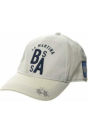La Martina Twill Hat Baseball Cap, (Optic 00001)
